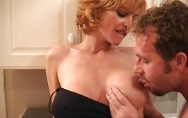 Fresh mature doxy Sarah delights with stick in the dirty hardcore way