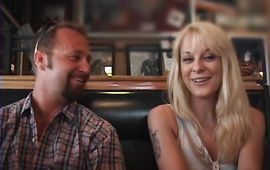 Captivating blond mature bombshell Sandy persuades a guy that her cherry is much more excellent