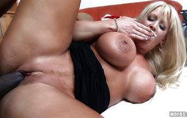 Appetizing mature Alura Jenson and her fellow have fleshly sex