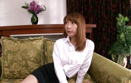 Lewd busty mature Shihori Inamori gives a mean oral stimulation