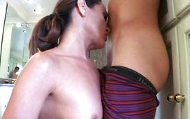 Lustful mature Michelle Lay receive wild pounding enjoyment from stranger