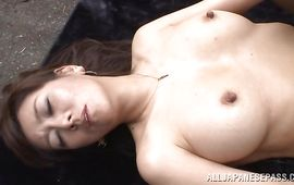 Seductive Noriko Igarashi got fucked in the bawdy cleft and enjoyed greater amount than she could even imagine