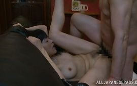 Fascinating bombshell wants her juice copher pounded hard