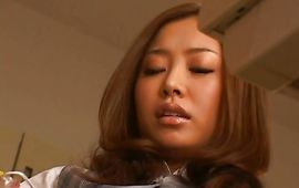 Luxurious Sarasa Hara is always in the mood for sex