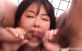 Prurient mature babe Maika Asai is smoking sexy who is married and likes to cheat