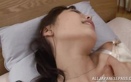 Stupefying Chika Arimura have a fuck session