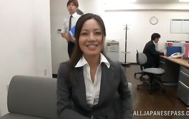 Pungent playgirl Minami Asano was insane to fuck her fucker