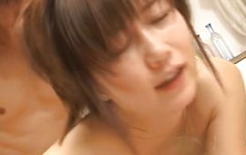 All it fucking took was to get enjoyable bimbo Yui Seto with great tits in nature's garb