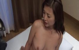 Lusty older Saeko Higuchi is ready for some highly interesting pounding
