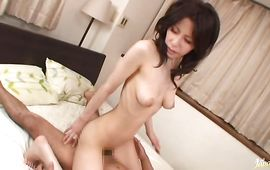 Topnotch mature gf hungrily sucks a pulsating chopper