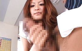 Glamor older Yuki Asada is waiting for fuckmate to screw her
