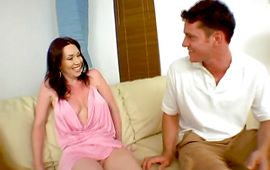 Vigorous brown-haired Ray Veness reaches a massive and hard agonorgasmos extremely quickly
