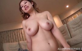 Voluptuous busty hottie with juice vag is always ready for some ramming
