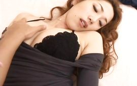 Yummy older Asami Ogawa enjoys fucking hard and fast