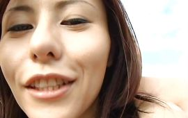 Sassy playgirl Aya Tanaka fell in love with rich man 'coz of his shaft