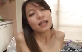 Hot perfection has an amazing busty harlot ride his pecker