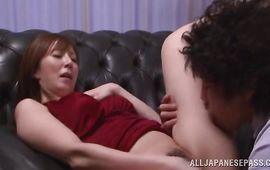 Slutty mature perfection takes it from behind by horny pussy tester