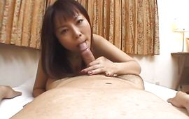 Lustful girlfriend Rei Himekawa with big tits is always ready for some very interesting ramming