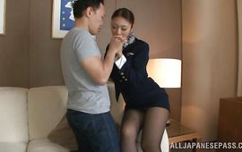 Mesmerizing mature perfection Reiko Kobayakawa with big tits gets destroyed by beefy experienced paramour