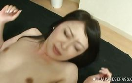 Goluptious mature girlie loves to be doggy styled by her bf's dong