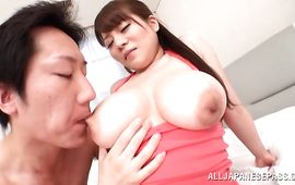 Remarkable mature Kurumi Kokoro is getting fucked hard and screaming from joy while experiencing an agonorgasmos