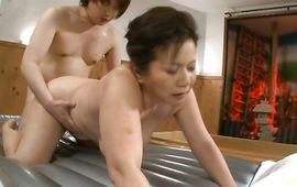Dazzling Chizuru Iwasaki is fucking boyfriend all day lengthy and enjoying it a lot