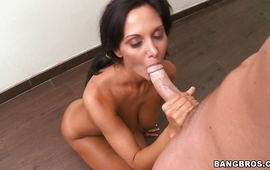 Slender mature honey Ava Addams with trimmed cherry is often fucking and enjoying every single second of it