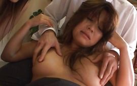 Enjoyable mature Chinatsu Nakano is getting filled up with a rock hard dick the way she likes the most