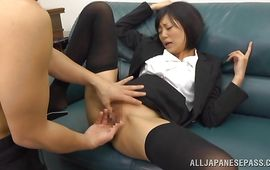 Outstanding mature Uta Kohaku hooked up with boyfriend who just moved into her neighbourhood just for enjoyment